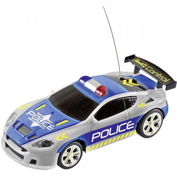 Revell Control Mini RC Car Police
