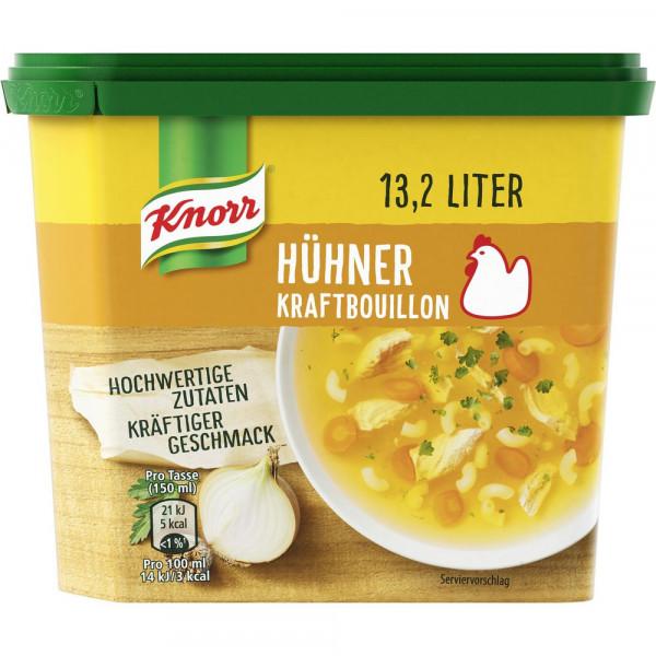 Hühner-Kraftbouillon für 13,2 l