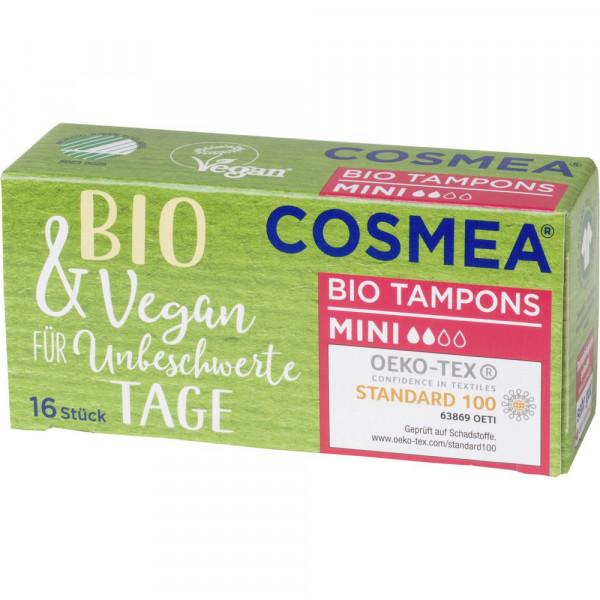 Bio Tampons, Mini