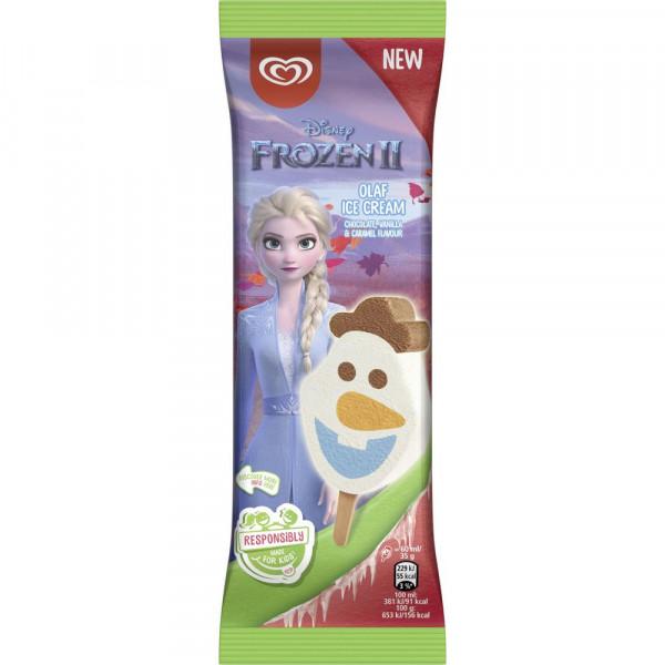 Stieleis Disney Frozen, Olaf-Eis