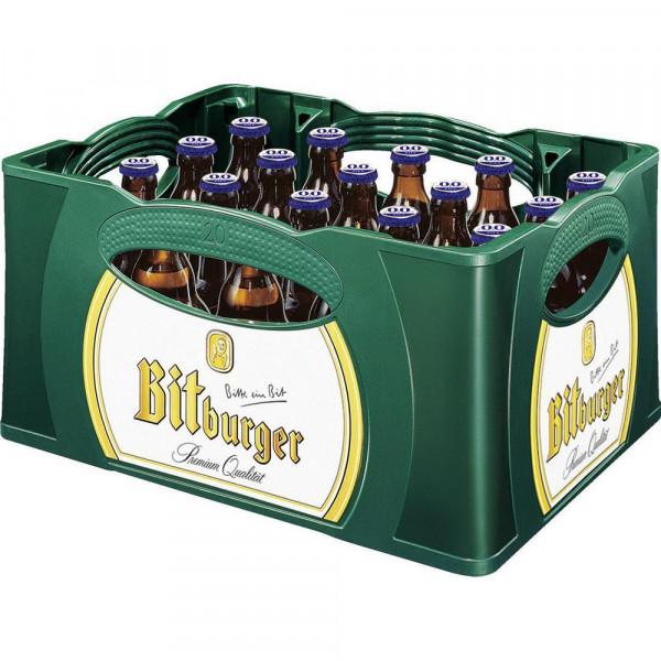 0,0% Pilsener Bier, alkoholfrei (20 x 0.33 Liter)