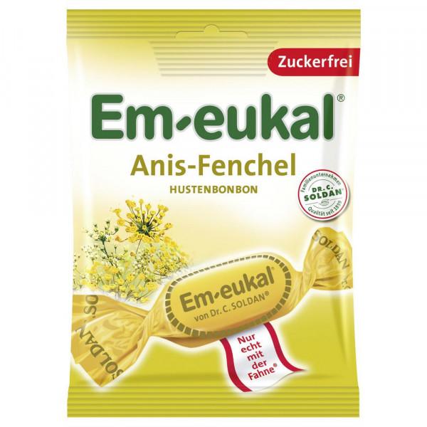 Bonbons Anis-Fenchel, zuckerfrei