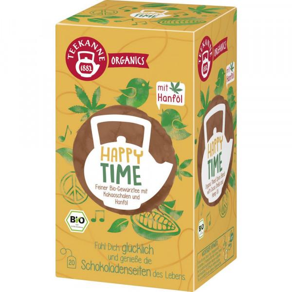 BIO Organics Happy Time Tee
