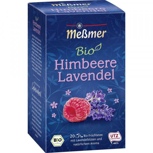 Tee Himbeere -Lavendel