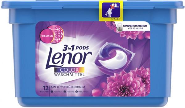 Vollwaschmittel 3in1 Pods, Color Blütenbouquet