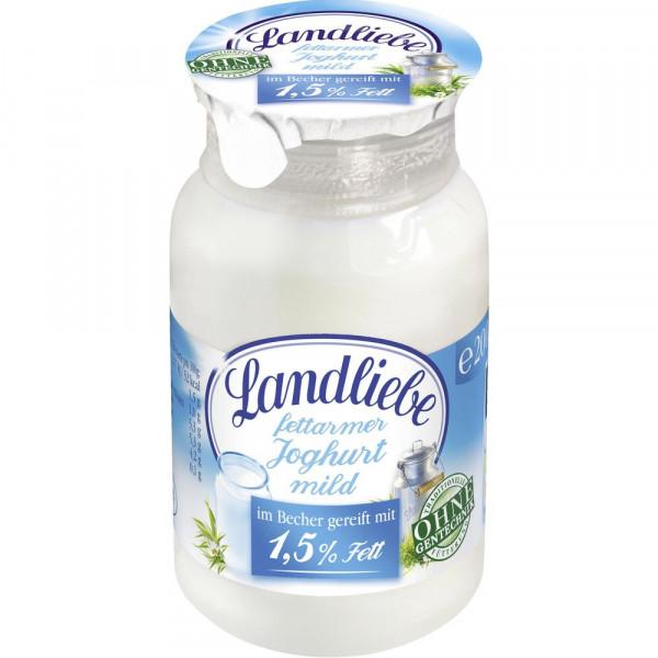 Naturjoghurt, 1,5% Fett