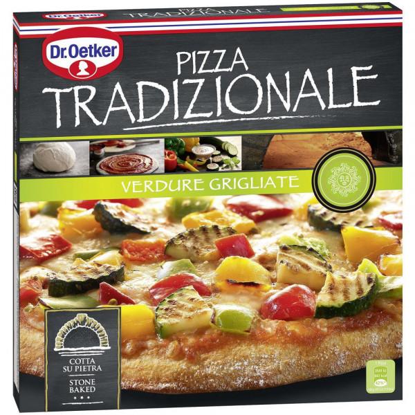 "Pizza ""Traditionale"" Verdure Grigliate, tiefgekühlt"