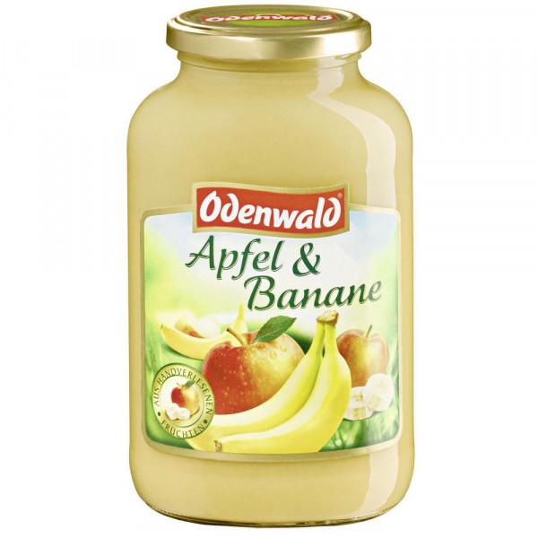 Apfel- Bananenmus