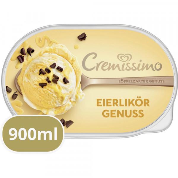 "Eierlikör/Vanille Eiscreme ""Cremissimo"""