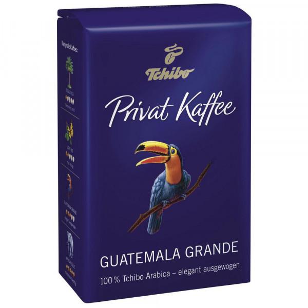 """Privatkaffee """"Guatemala Grande"""", ganze Bohne"""