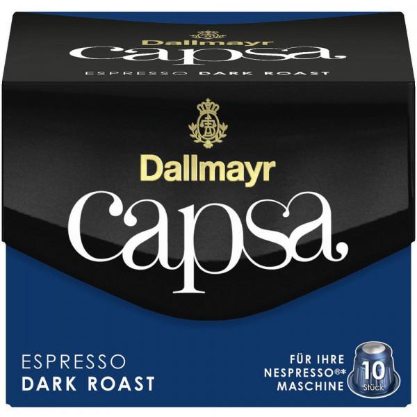 "Kaffee Kapseln ""Capsa"", Espresso Dark Roast"