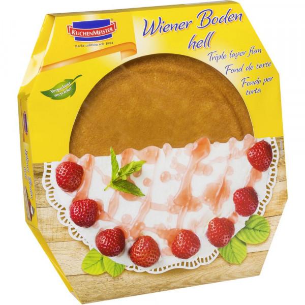 "Kuchenboden ""Wiener Boden"", hell"