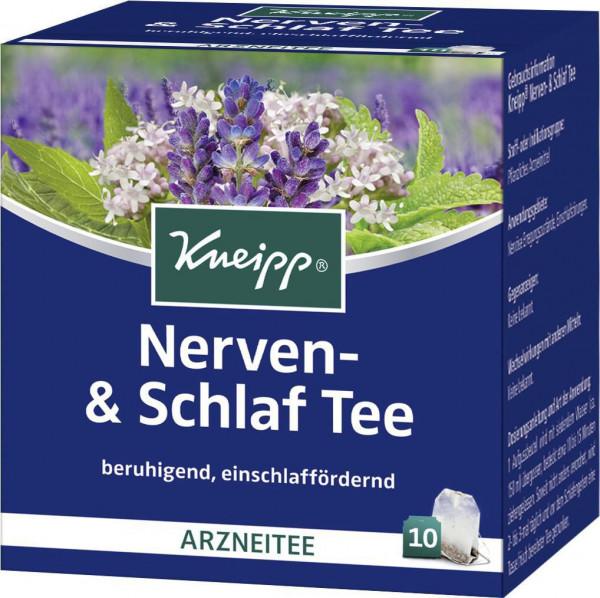 Tee, Schlaf/Nerven