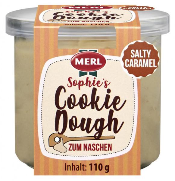 Cookie Dough, Salty Caramel