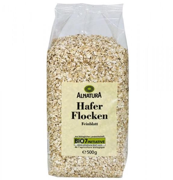 Bio Haferflocken, Feinblatt