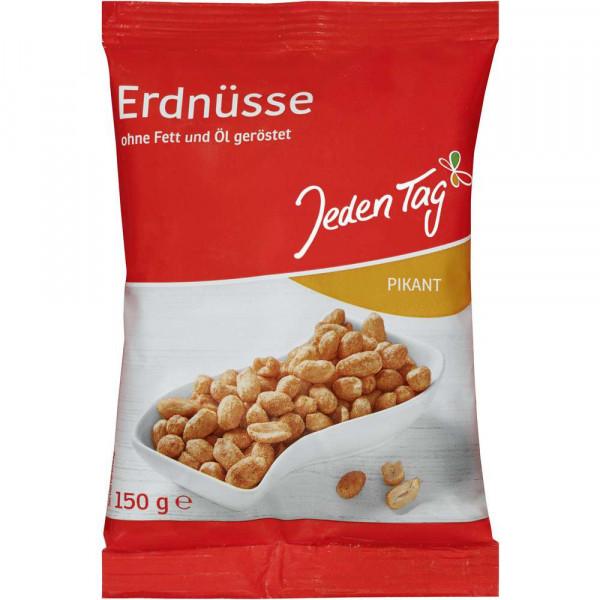 Erdnüsse, pikant gewürzt