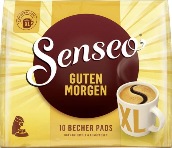 Kaffee Pads, Guten Morgen