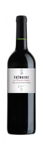 Tremoine Rasiguères Côtes du Roussillon Villages AOC