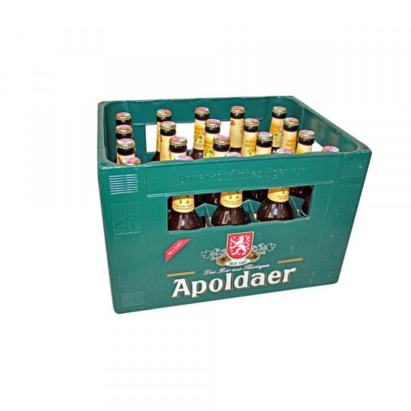 "Biermischgetränk, Naturradler ""Wanderbursche"" 2% (20 x 0.33 Liter)"