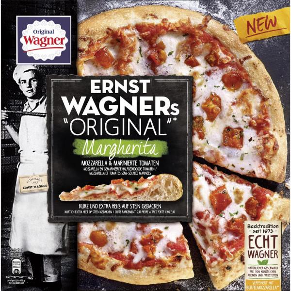 """Pizza """"Ernst Wagner's Original"""" Margherita, tiefgekühlt"""
