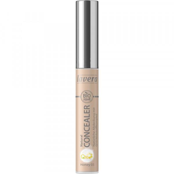 Q10 Natural Concealer, Honey 03