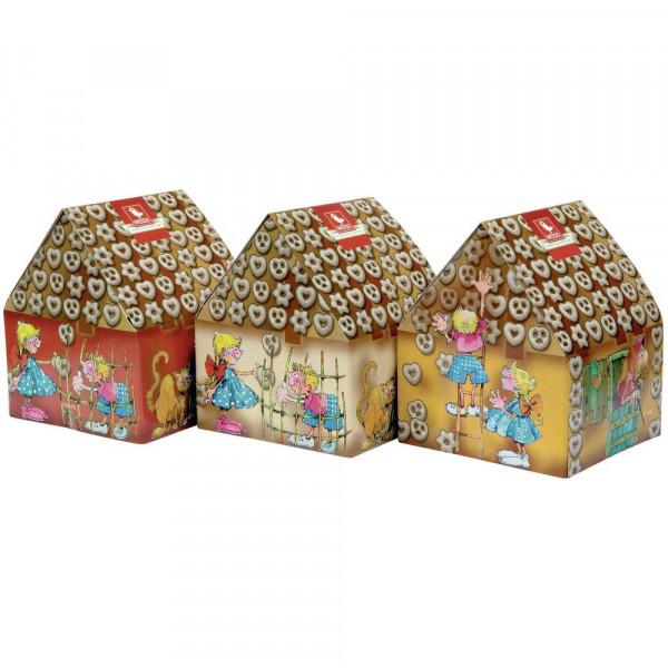 Hexenhaus mit Lebkuchen