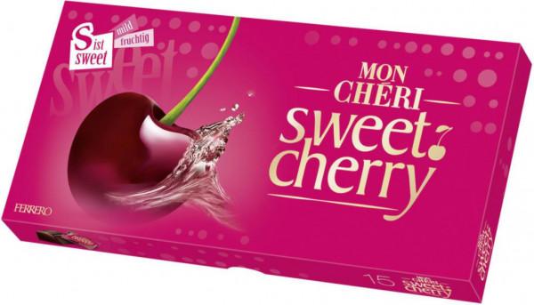 Likör-Kirsch-Pralinen aus Halbbitterschokolade, Sweet Cherry