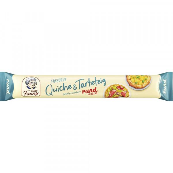 Frischer Quiche- & Tarteteig