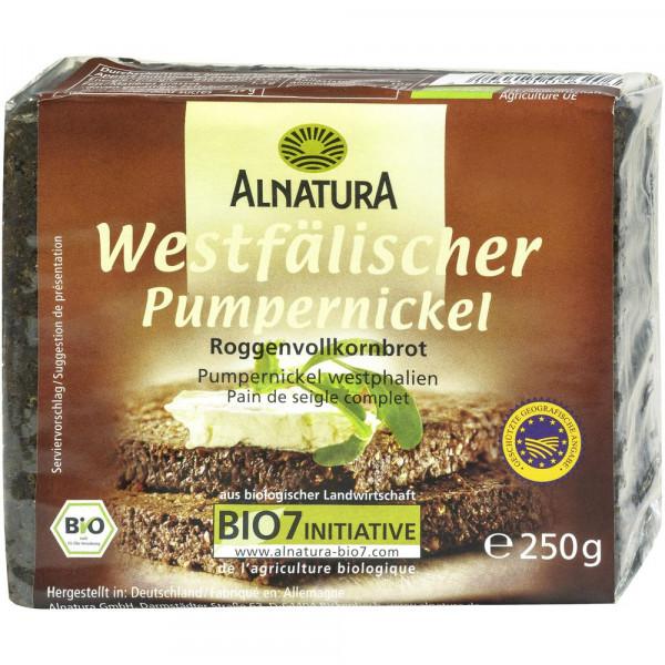 Bio Pumpernickel, Westfälischer Art