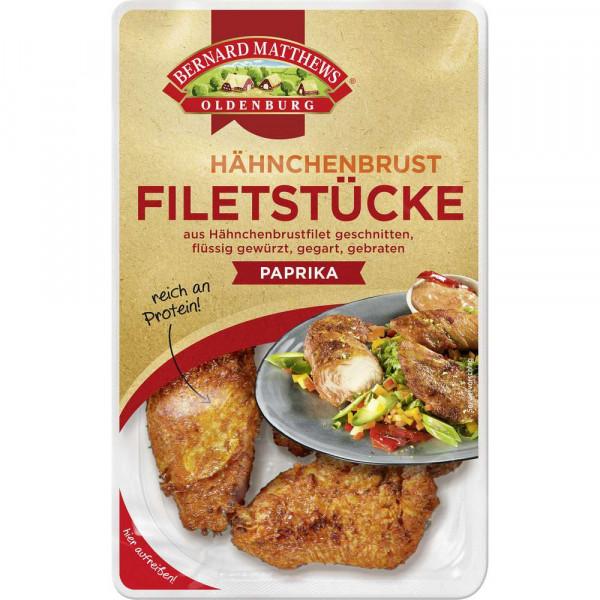 Hähnchenbrust-Filetstücke, Paprika