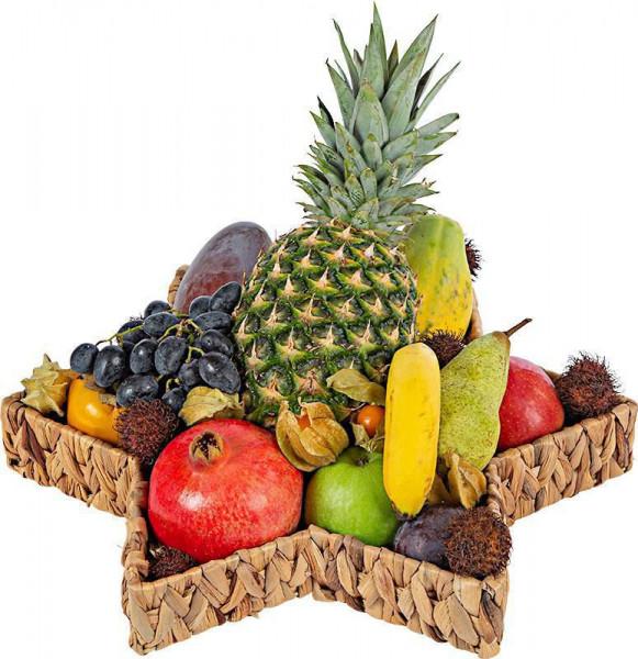 Präsentkorb Obst