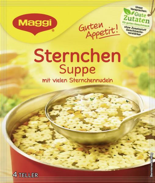 Guten Appetit Suppe, Sternchen