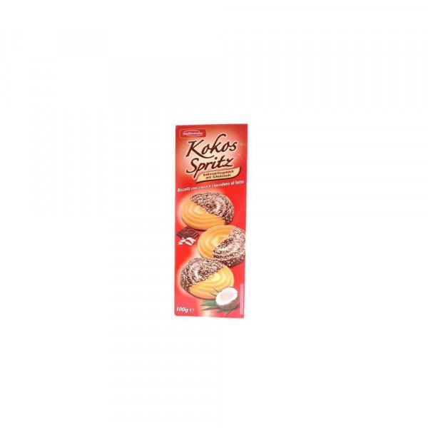 Spritzgebäck, Kokos