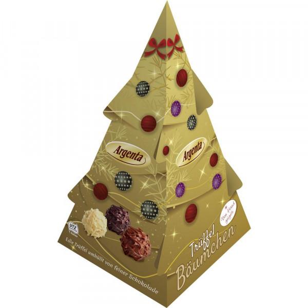 "Trüffel ""Weihnachtsbäumchen"""