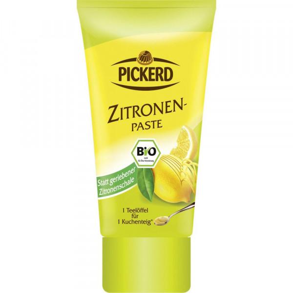 Bio Zitronen-Paste