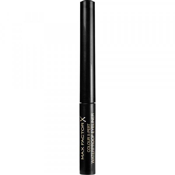 Colour X-Pert Waterproof Eyeliner, Deep Black 01