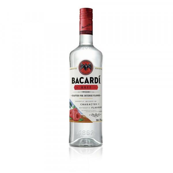 Razz White Rum flavoured 32%