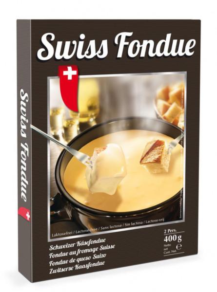 """Schweizer Käsefondue """"Swiss Fondue"""""""