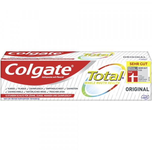 Zahncreme Total, Original