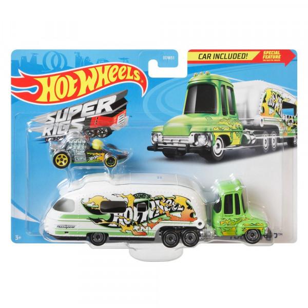 Hot Wheels Super Truck