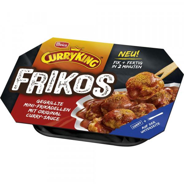 Curry King, Frikos