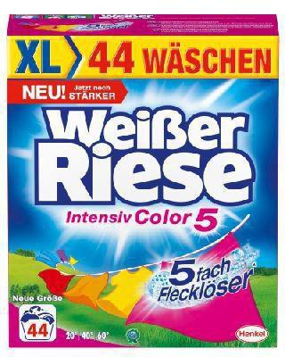 Vollwaschmittel Pulver, Color