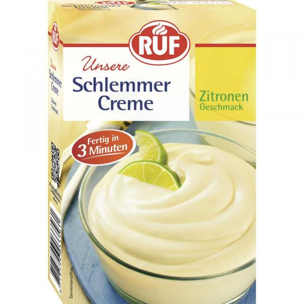 Schlemmercreme, Zitrone