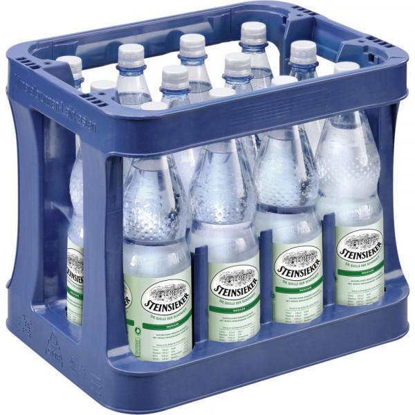 Stille Quelle Mineralwasser, Medium (12 x 1 Liter)
