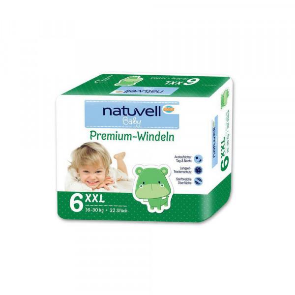 Windeln XXL, 16-30 kg