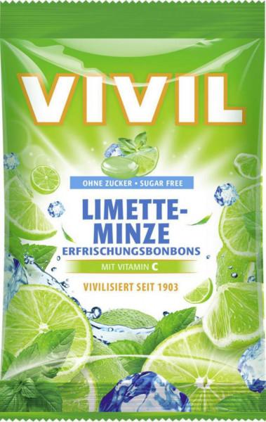 Bonbons Limette-Minze