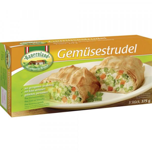"Gemüsestrudel ""Gartenfein"", tiefgekühlt"