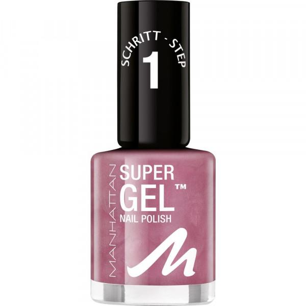 Nagellack Super Gel Nail Polish, Pretty Rose 285