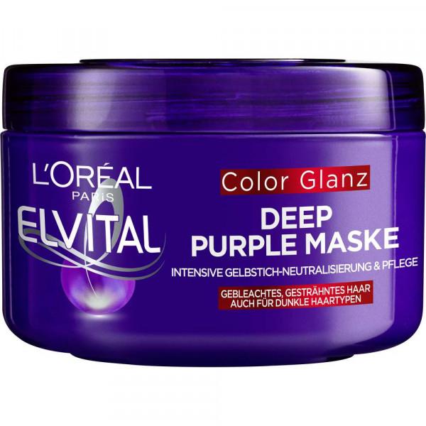 "Haarpflegemaske ""Elvital"", Color Glanz"