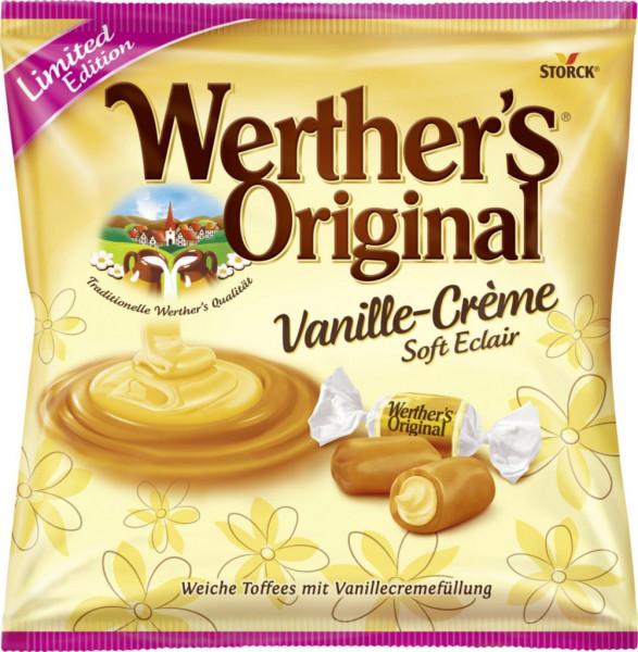 Soft Eclair, Vanille-Creme